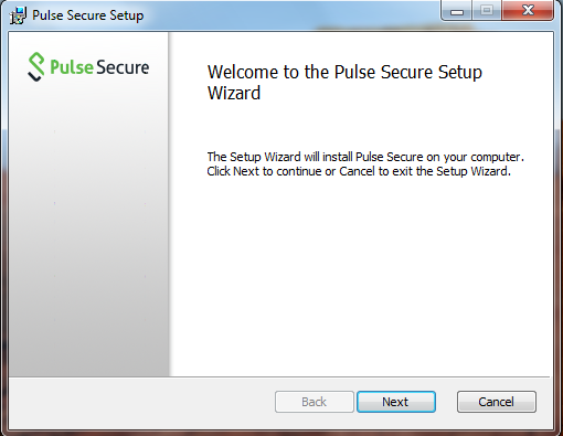 Pulse Secure VPN Client on Windows | UC Santa Barbara Information