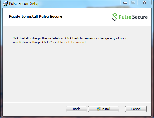 Pulse Secure VPN Client on Windows | UC Santa Barbara